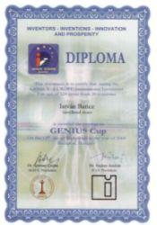 GENIUS díj - Magyarország